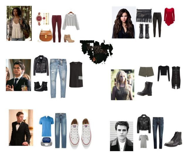 """""""Inspiration Board"""" by kennedyk20 ❤ liked on Polyvore featuring 7 For All Mankind, Chloé, Sole Society, Anne Klein, Levi's, Rebecca Minkoff, rag & bone, Charlotte Russe, Dorothy Perkins and Acne Studios"""