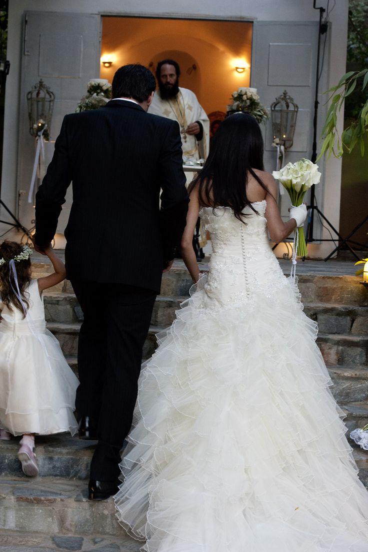 Wedding at Lagonisi