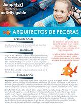 Arquitectos de Peceras Actividad | No a Norman de Kelly Bennett | Read for the Record