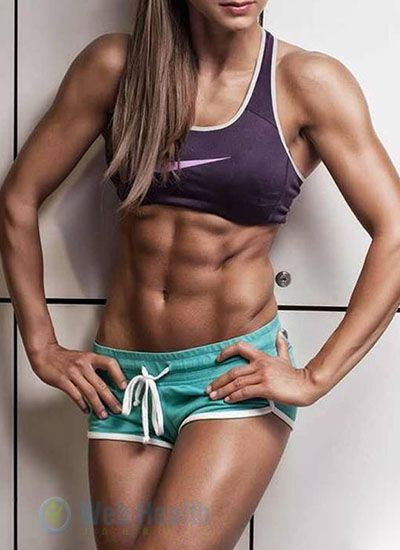 Flatten Your Belly with This Killer #Ab_Workouts for Women.