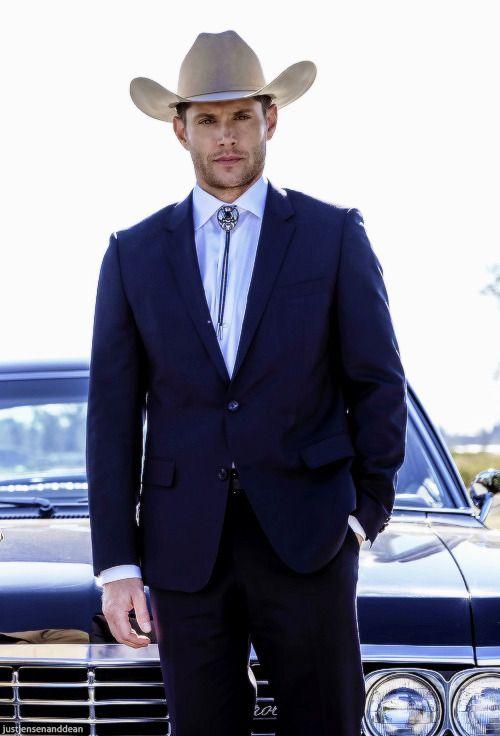 "justjensenanddean: "" Dean Winchester | 13x06 Tombstone [x] """
