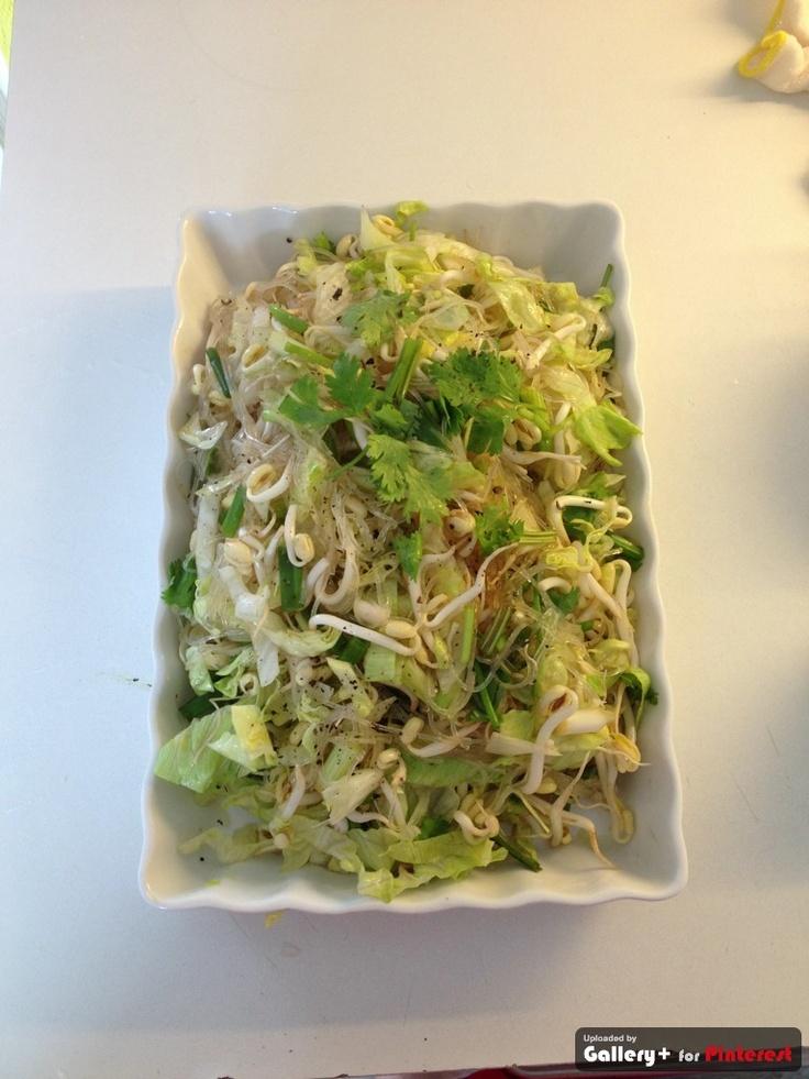 Vemicelli salat