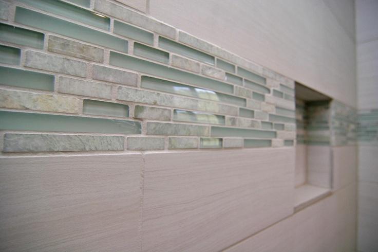 Tub To Shower Conversion In Westlake Condo On Time Baths Shower Walls Shower Caddies
