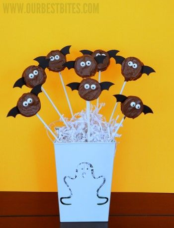 These Oreo bats are simple, easy, and perfect for a not-so-spooky Halloween celebration!