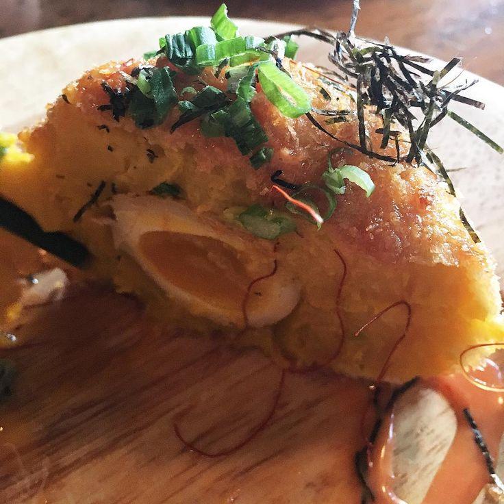 Yum yum, stuffed kambocha squash with quail eggs! Japanese food is ruling right now. #made2gather #oaklandcatering #cookingclasses #nourishyourself #nourishyourbody #healthyeating #japanesecuisine #kambochasquash #quail #chef #cheflife #cheflee #inspiration #grateful http://w3food.com/ipost/1512034442921850764/?code=BT701CSgzeM