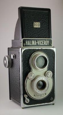 As Minhas Câmaras: Halina-Viceroy (1960)