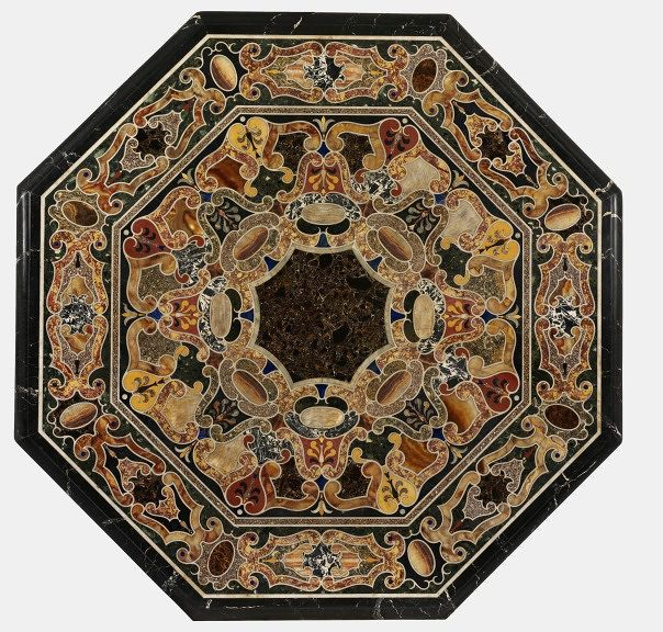 Table.      Place of origin:      Rome, Italy (made).     Date:      ca. 1580 (made).  © V&A Images