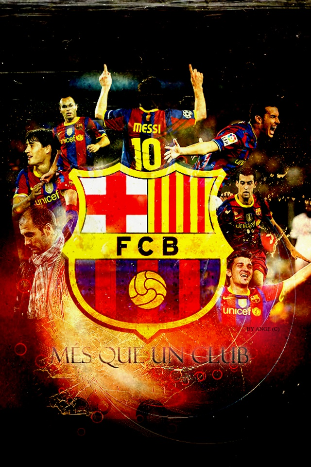 Fcb wallpapers for mobile wallpaper sportstle - Mobles vintage barcelona ...
