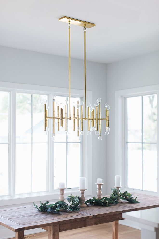 They Come In Many Shapes And Sizes But Yet Chandeliers Always Stay Unique And Personal Dining Room Chandelier Dining Room Light Fixtures Rectangular Chandelier