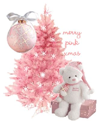pink christmas | Pink Christmas Comments, Graphics and Greetings Codes for Orkut ...