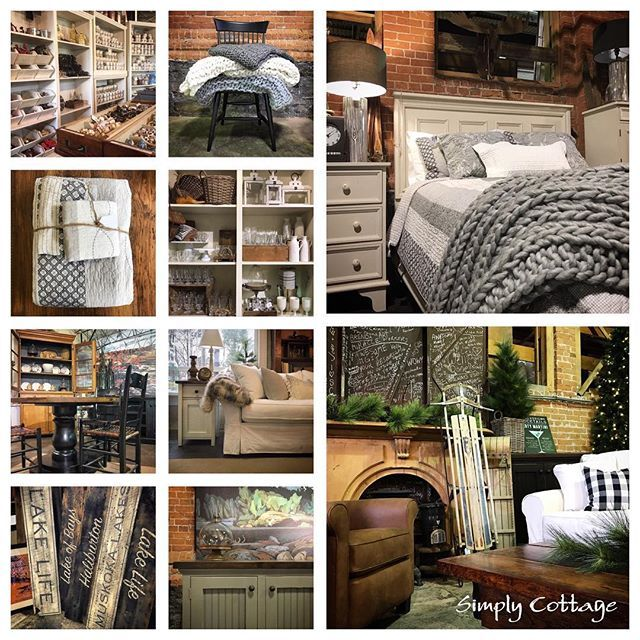 Take a peek inside Simply Cottage. Furniture, decor, antiques and art. We offer interior design consulting. Open daily all year.