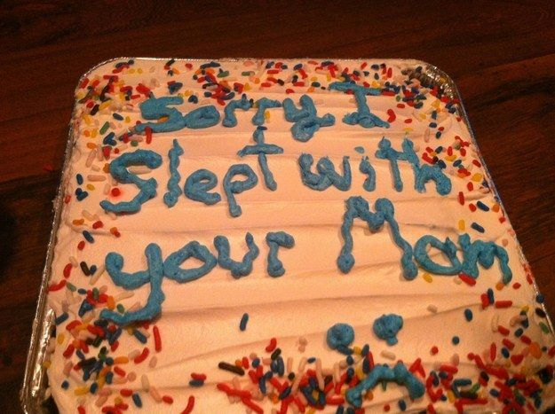 61 best Very Rude Cakes images on Pinterest Cake wrecks Cakes and