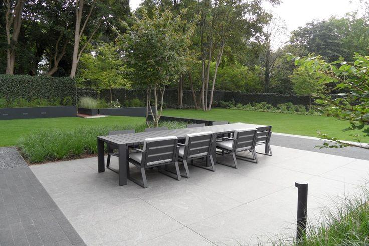 25 beste idee n over groene tuin op pinterest privacy in de tuin privacy - Moderne landschapsarchitectuur ...