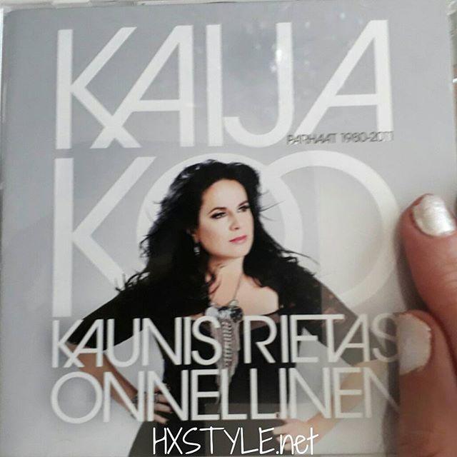 KULTTUURI. MUSIKKI ISKELMÄ&POP. Kotimainen Musikki Loistava, taitaja Muusikko&Artisti Laulaja, ISO TÄHTI Kaija Koo. Hienoja kappaleita, koskettavia lyriikoita ja Rytmikästä musikkia. Olen NÄHNYT LIVENÄ. SUOSITTELEN. Hymy @kaijakooofficial #musiikki#artisti #muusikko #laulaja #iskelmä #pop #hittejä #suomi #kotimainen #tähti 💓🎵🎭📰🔑💡📷👀🌻☺😉😘👌🙋