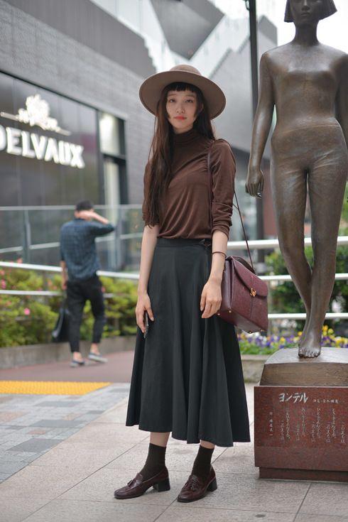 ストリートスナップ原宿 - マンナミユさん