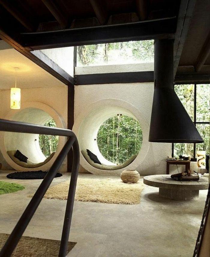 1000 id es propos de fenetre ronde sur pinterest. Black Bedroom Furniture Sets. Home Design Ideas