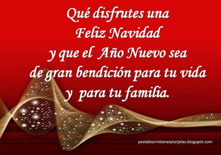 feliz navidad con cristo | ... de navidad cristianos-postal-cristiana-que-disfrutes-feliz-navidad.jpg