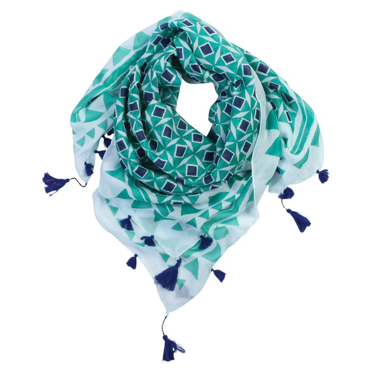 Brand New Release!!! Blue Curacoa Scarf