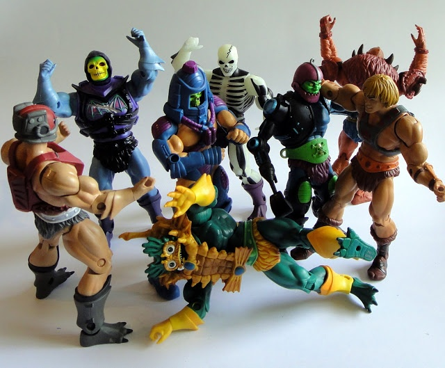 Masters Of The Universe Dance Party. Mer Man gets DOWnnnnnnnn. Go Merman! Go! Go! Go Merman!
