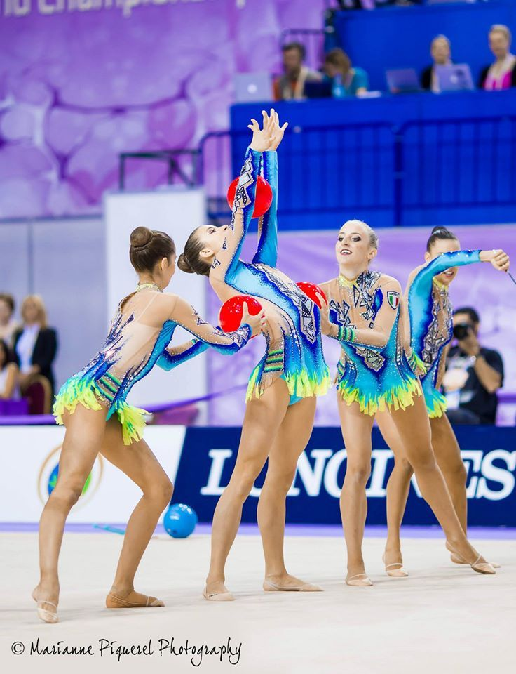 Group Italy, World Championships 2014