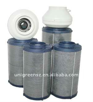 "10"" Active Carbon Air Filter"