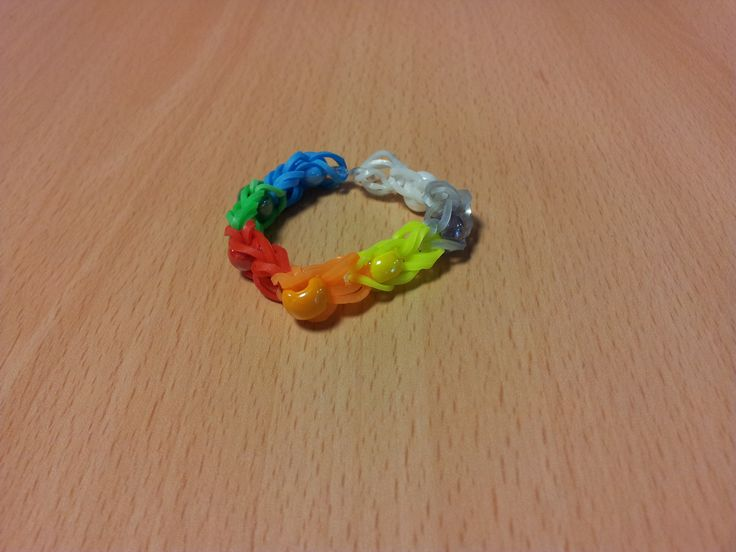 Bracelet élastique avec perles de Mya