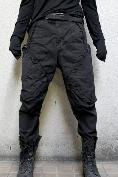 "MA_JULIUS MILITARY STYLE ""SURVIVAL"" PANTS transgressive.jp"