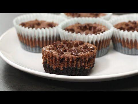 Nutella Cheesecake Bites - YouTube
