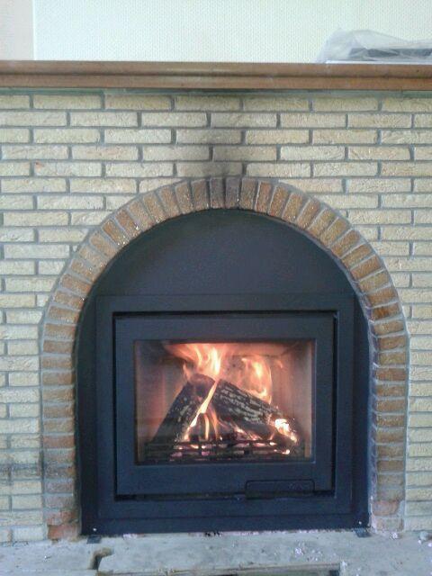 Contura i6 door Fireplace Bergen op Zoom