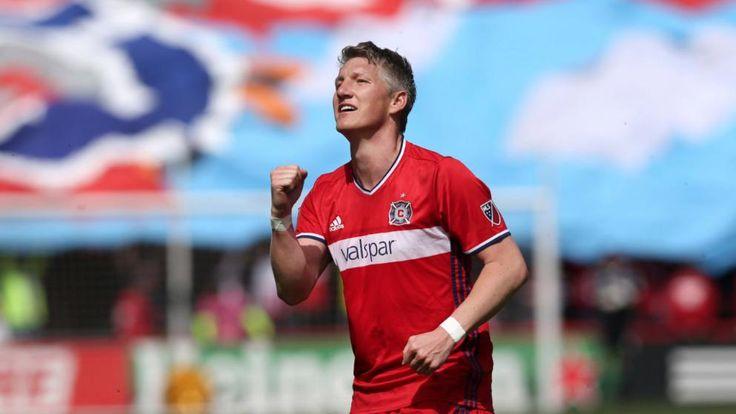 Bastian Schweinsteiger machte bisher 14 Spiele für Chicago, erzielte dabei 2 Tore