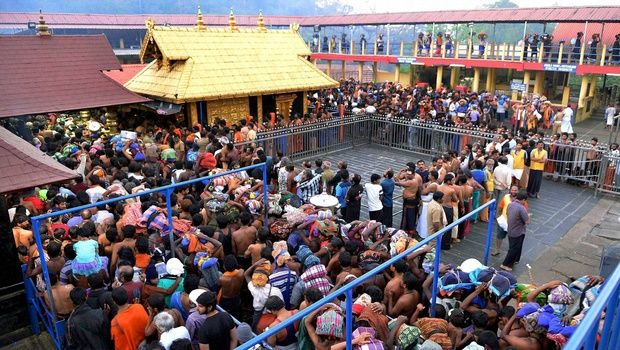 a multi-dimensional study on the potential health and ecological concerns associated with mass gatherings at  Sabarimala...