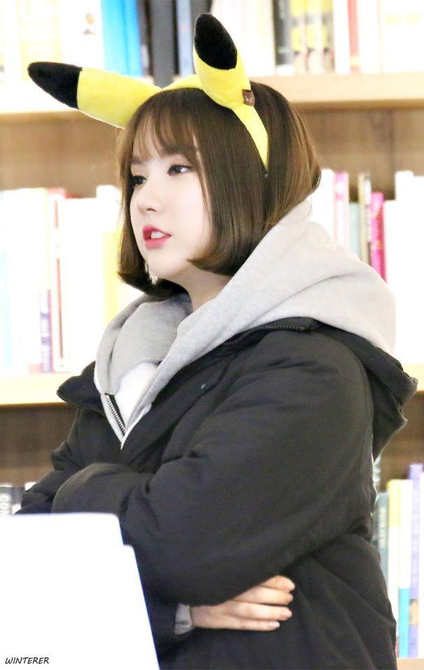 GFRIEND - EunHa 은하 (Jung EunBi 정은비)