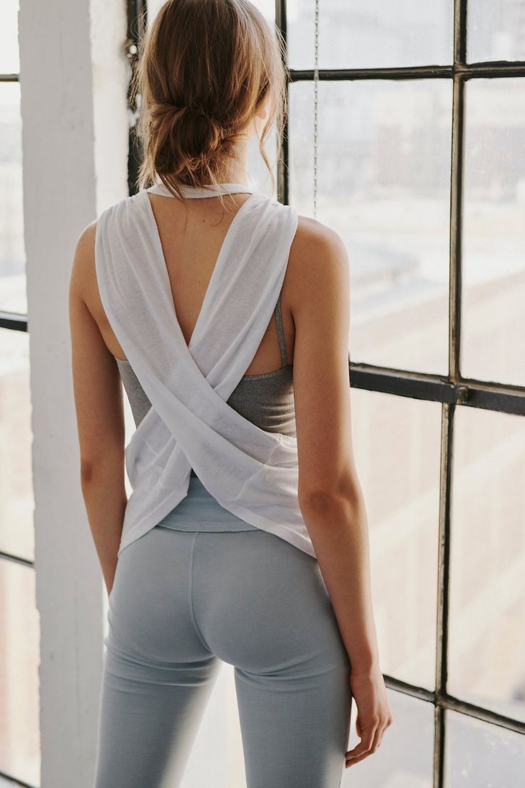 No Sweat Tank Solid | Free People