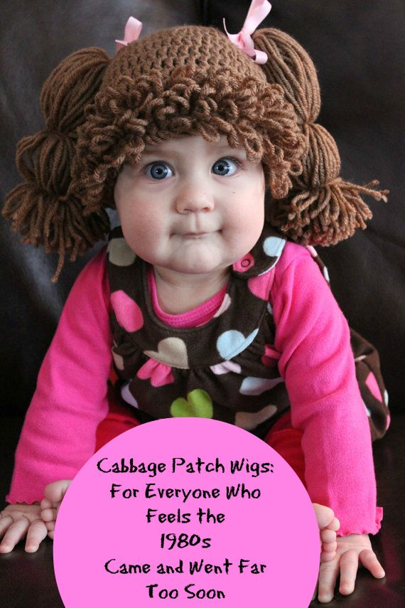 Cabbage Patch Wigs: A Little Nostalgia in a Big Hairpiece