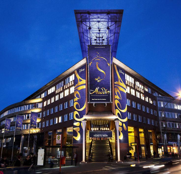 """#lieberDschinni Ich wünsche mir 2 Tickets + Übernachtung für Disneys Aladdin das Musical für die Europa-Premiere in Hamburg inklusive ein Treffen mit den Disneys Aladdin Hauptdarstellern Aladdin """"Richard-Salvador Wolff"""" und Jasmin """"Myrthes Monteiro"""" Backstage."""