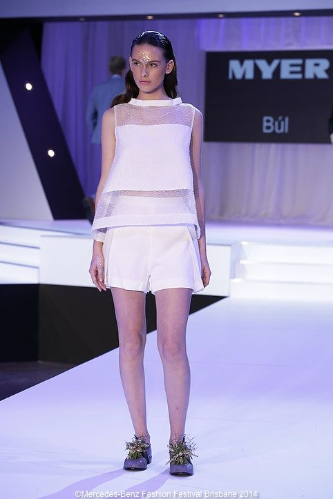 White on White trend done well by Bul