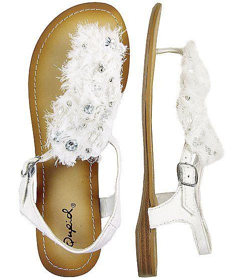 love these fun sandals