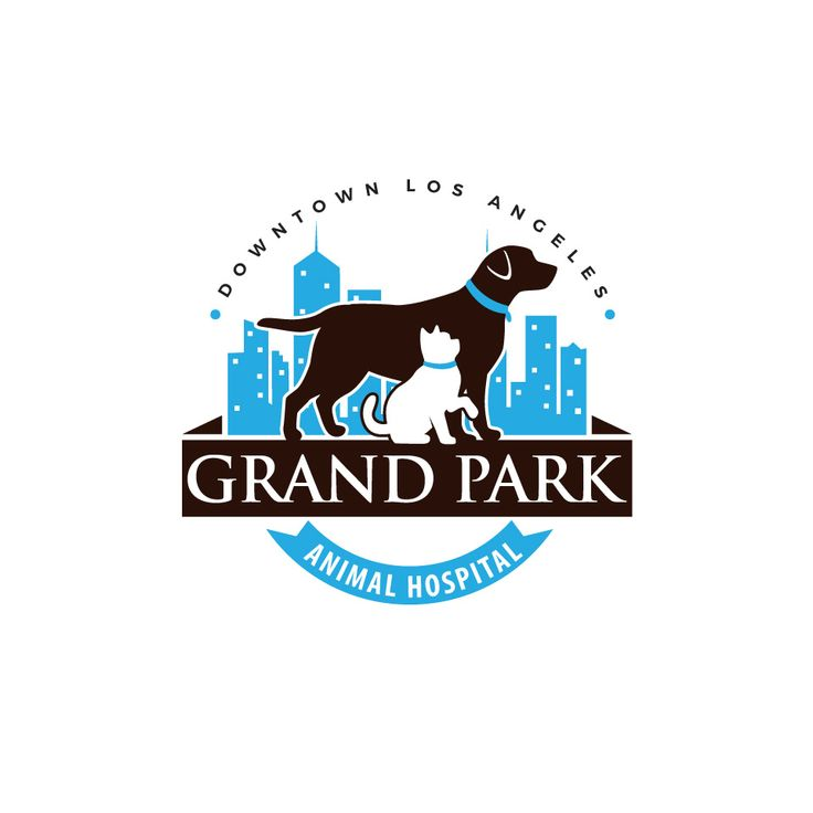 Small Animal Hospital Needs Logo Design Modern, Upmarket Logo Design by belovedboss