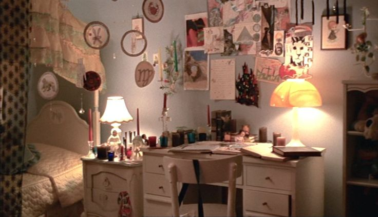 Virgin Suicides Bedroom!