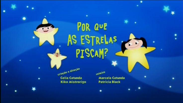 Por que as estrelas piscam? - Show da Luna!