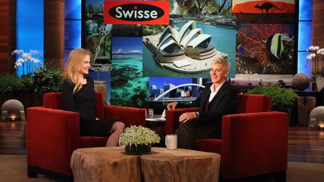 Ellen DeGeneres to Film Talk Show Segments in Australia
