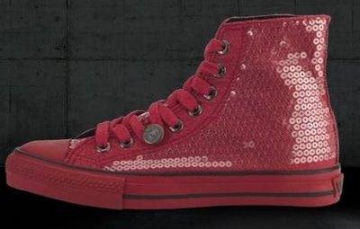 Ridiculamente hermosos!!! Tenis Levis Rojo de bota ñ_ñ