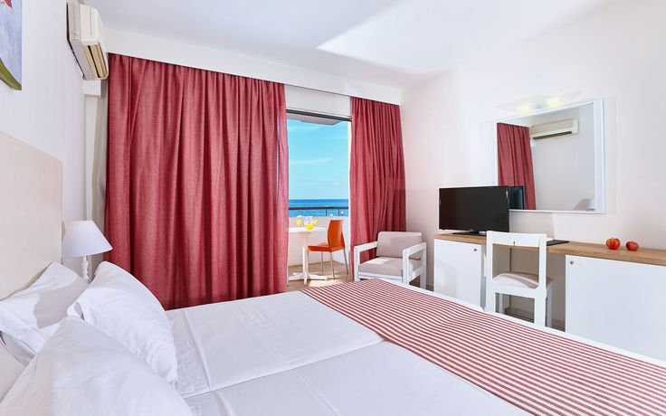 ZEPHYROS BEACH - Double Room Seaview