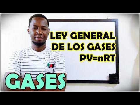 Ley general de los gases (Explicación y ejercicios)