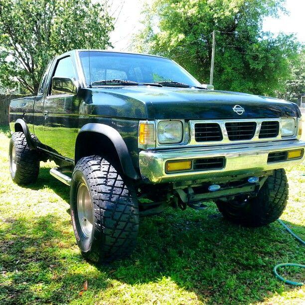 94 Toyota Pickup Truck: 94 Nissan Hardbody