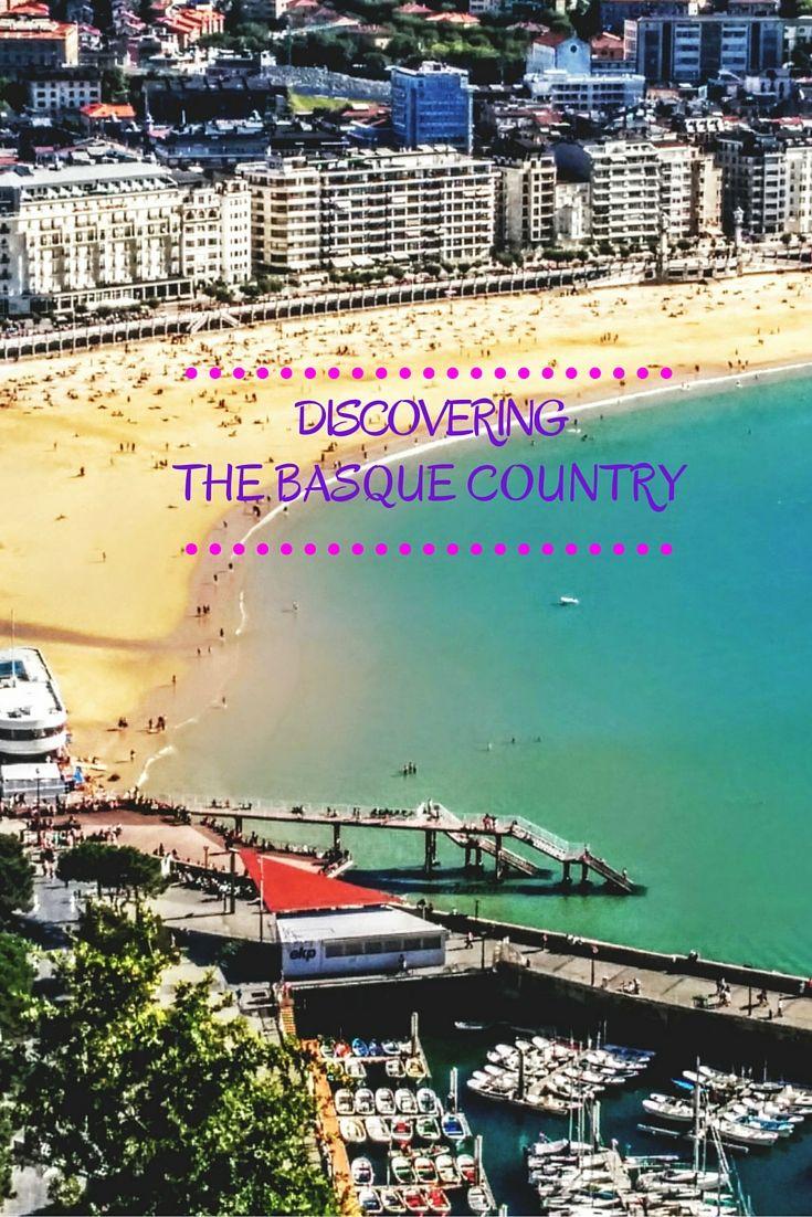 Venturing the basque country indulging in san sebastian jet settera blog posts pinterest - San sebastian tourist office ...