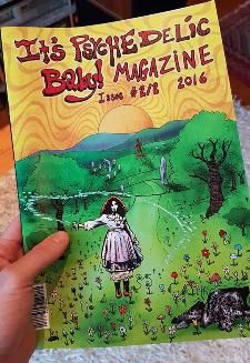 Psychedelic Folk issue available