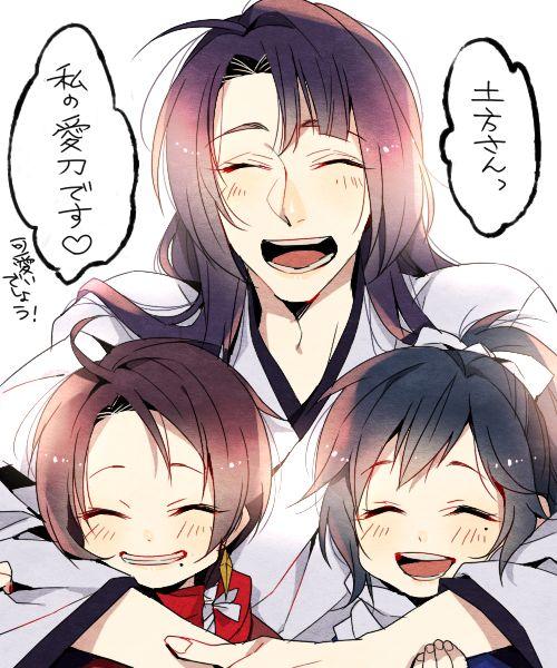 【ピスメ×刀剣】うちの子自慢!