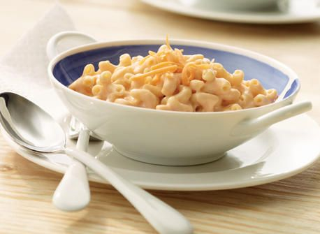 Nice and Easy One Pot Macaroni and Cheese