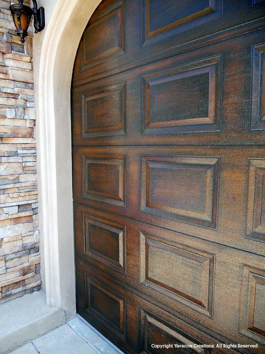 Best 25 Painted Garage Doors Ideas On Pinterest Metal